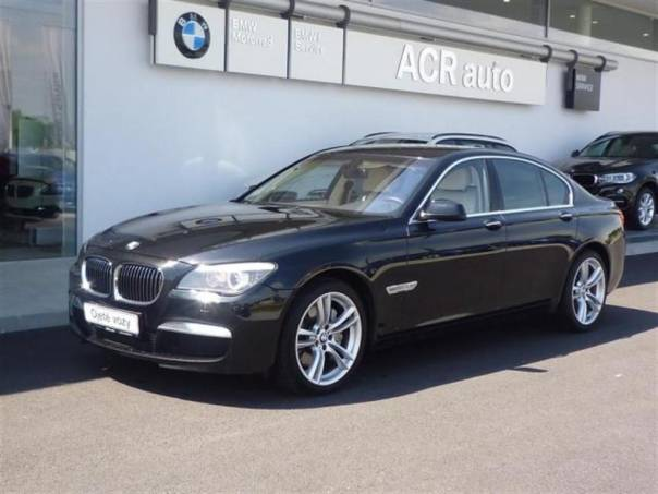 BMW Řada 7 750i xDrive, ČR,1.majitel ACR, foto 1 Auto – moto , Automobily | spěcháto.cz - bazar, inzerce zdarma