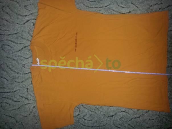 triko ; satisfucktion ; cca 70x48cm, foto 1 Pánské oděvy, Trička, košile, polokošile | spěcháto.cz - bazar, inzerce zdarma