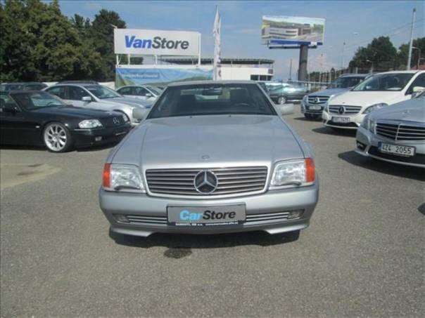 Mercedes-Benz Třída SL 5.5 SL 600 V12, foto 1 Auto – moto , Automobily | spěcháto.cz - bazar, inzerce zdarma
