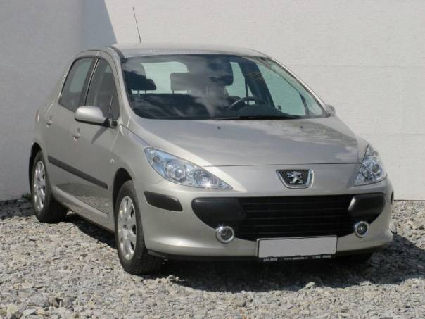 Peugeot 307 1.4 16V, foto 1 Auto – moto , Automobily | spěcháto.cz - bazar, inzerce zdarma