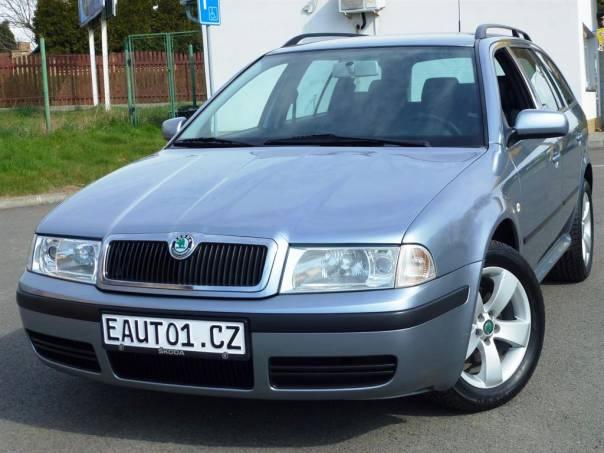 Škoda Octavia 1.9TDI KLIMATRONIC TAŽNÉ ALU, foto 1 Auto – moto , Automobily | spěcháto.cz - bazar, inzerce zdarma