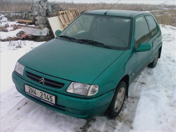 Citroën Saxo 1.0 i! PĚKNÝ,ÚSPORNÝ,BEZ KOR., foto 1 Auto – moto , Automobily | spěcháto.cz - bazar, inzerce zdarma