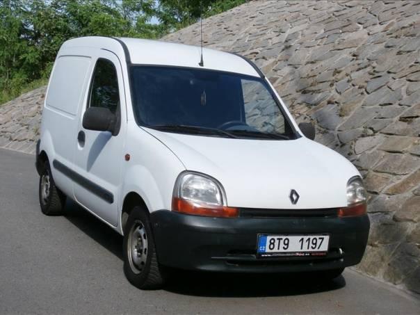 Renault Kangoo 1.4i EKO ZAPLACENO, foto 1 Užitkové a nákladní vozy, Do 7,5 t | spěcháto.cz - bazar, inzerce zdarma