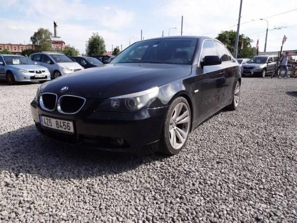 BMW Řada 5 530d,MANUÁL,NAVI,XEN.KŮŽE, foto 1 Auto – moto , Automobily | spěcháto.cz - bazar, inzerce zdarma