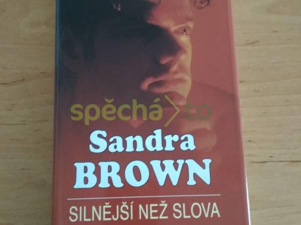 Silnější než slova, foto 1 Hobby, volný čas, Knihy   spěcháto.cz - bazar, inzerce zdarma