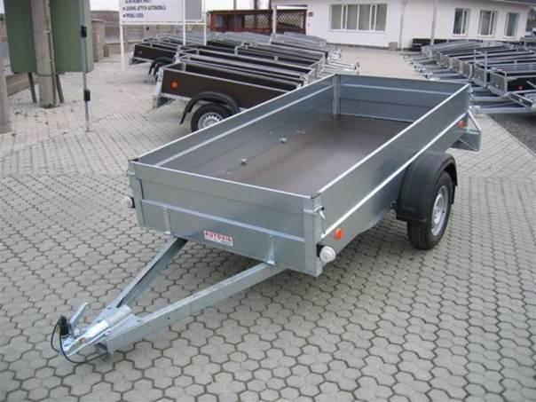 PN26 750kg -2, foto 1 Užitkové a nákladní vozy, Přívěsy a návěsy | spěcháto.cz - bazar, inzerce zdarma