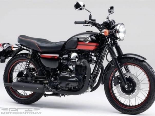 Kawasaki  W800 Special Edition 2014, foto 1 Auto – moto , Motocykly a čtyřkolky | spěcháto.cz - bazar, inzerce zdarma