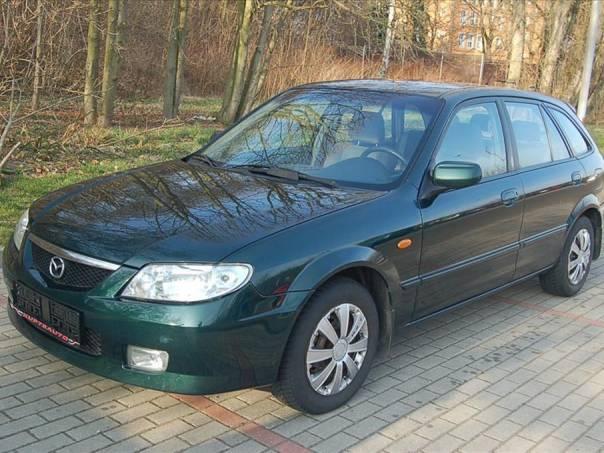 Mazda 323 2.0 D - 323F - klimatizace, foto 1 Auto – moto , Automobily | spěcháto.cz - bazar, inzerce zdarma