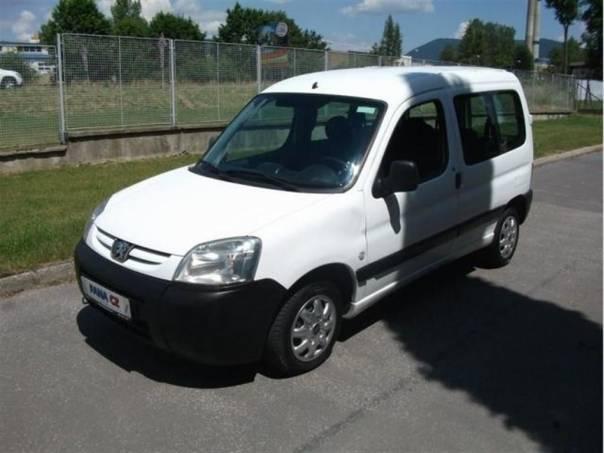 Peugeot Partner 1.9D, foto 1 Auto – moto , Automobily | spěcháto.cz - bazar, inzerce zdarma