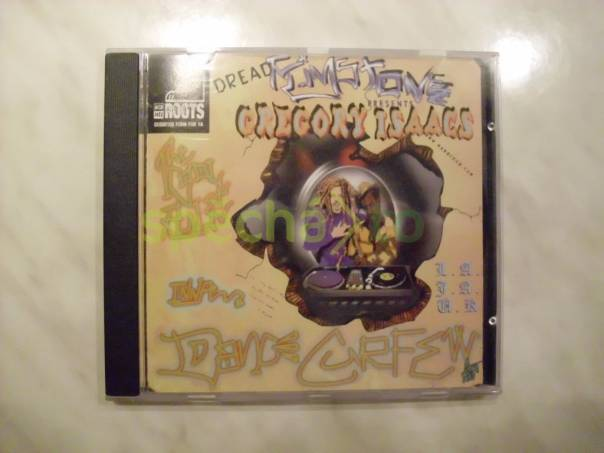 Dance Curfew - Gregory Isaacs.Dread Flimstone, foto 1 Hobby, volný čas, Hudba | spěcháto.cz - bazar, inzerce zdarma
