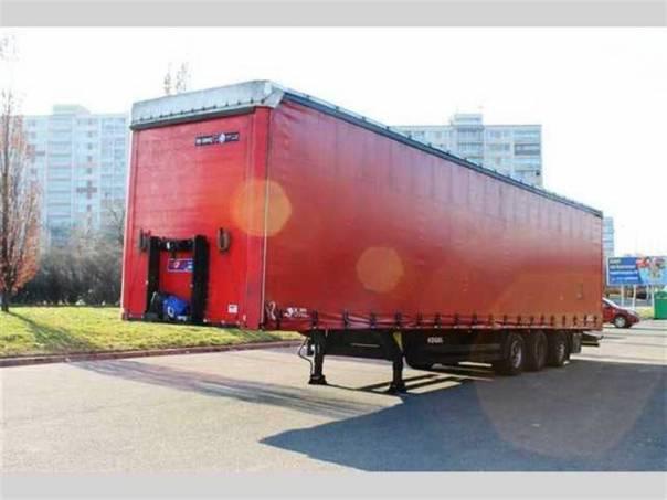 SNCC 24 MEGA MULDA, foto 1 Užitkové a nákladní vozy, Přívěsy a návěsy | spěcháto.cz - bazar, inzerce zdarma