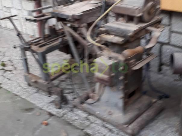 Truhlářská dlabačka, strojní pila, foto 1 Dům a zahrada, Dílna | spěcháto.cz - bazar, inzerce zdarma