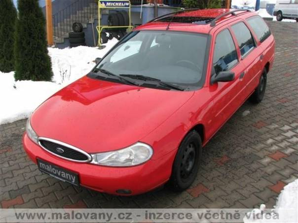 Ford Mondeo 1,8 16v TOP STAV 85kW, foto 1 Auto – moto , Automobily | spěcháto.cz - bazar, inzerce zdarma