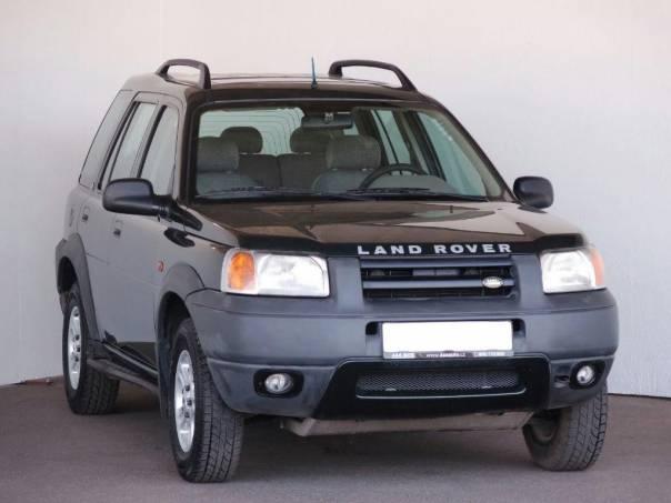 Land Rover Freelander 1.8 i 16V, foto 1 Auto – moto , Automobily | spěcháto.cz - bazar, inzerce zdarma