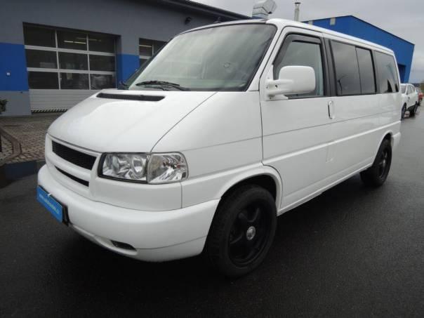 Volkswagen Transporter 2,5 TDI závěs klimatronic 7 míst, foto 1 Užitkové a nákladní vozy, Autobusy | spěcháto.cz - bazar, inzerce zdarma