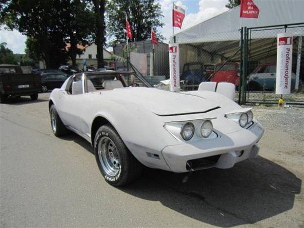 Corvette C3 T TOP V8 350 AT, foto 1 Auto – moto , Automobily | spěcháto.cz - bazar, inzerce zdarma