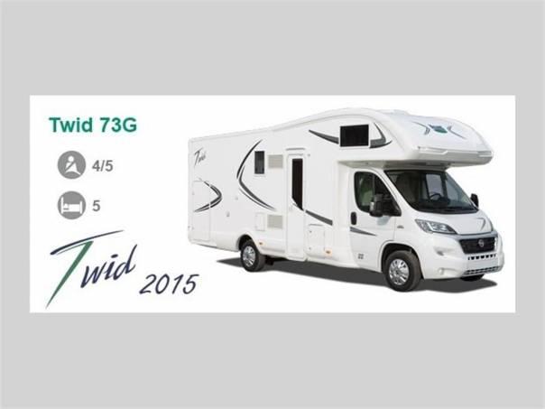 TWID 73 G nový model 2015, foto 1 Užitkové a nákladní vozy, Camping | spěcháto.cz - bazar, inzerce zdarma