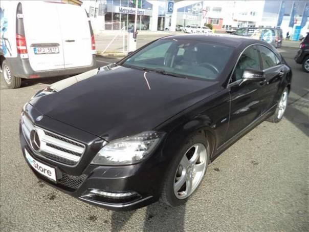 Mercedes-Benz Třída CLS 3,0 350 CDI 4-MATIC, foto 1 Auto – moto , Automobily | spěcháto.cz - bazar, inzerce zdarma