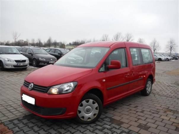 Volkswagen Caddy 1.6TDI MAXI 7míst ČR 1.maj, foto 1 Užitkové a nákladní vozy, Do 7,5 t | spěcháto.cz - bazar, inzerce zdarma