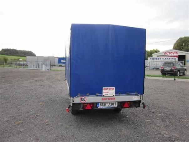 ZV33B2 2,5T 3,30/1,70/ 1,70, foto 1 Užitkové a nákladní vozy, Přívěsy a návěsy | spěcháto.cz - bazar, inzerce zdarma