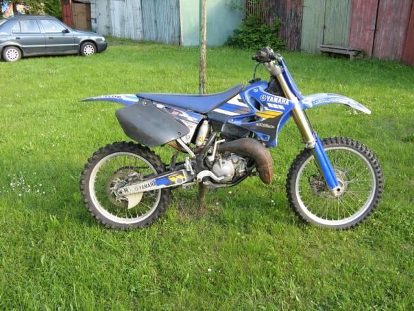 Yamaha YZ , foto 1 Auto – moto , Motocykly a čtyřkolky | spěcháto.cz - bazar, inzerce zdarma