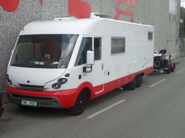Burstner  820 Elegance Výměna možná, foto 1 Užitkové a nákladní vozy, Camping | spěcháto.cz - bazar, inzerce zdarma