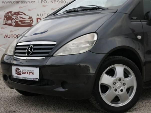 Mercedes-Benz Třída A A 140 Classic EKO zaplaceno, foto 1 Auto – moto , Automobily | spěcháto.cz - bazar, inzerce zdarma