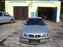 BMW Řada 3 2,2 320i,DIG.KLIMA,ALU,PĚKNÝ!