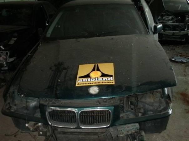 BMW Řada 3 2,5, foto 1 Náhradní díly a příslušenství, Ostatní | spěcháto.cz - bazar, inzerce zdarma