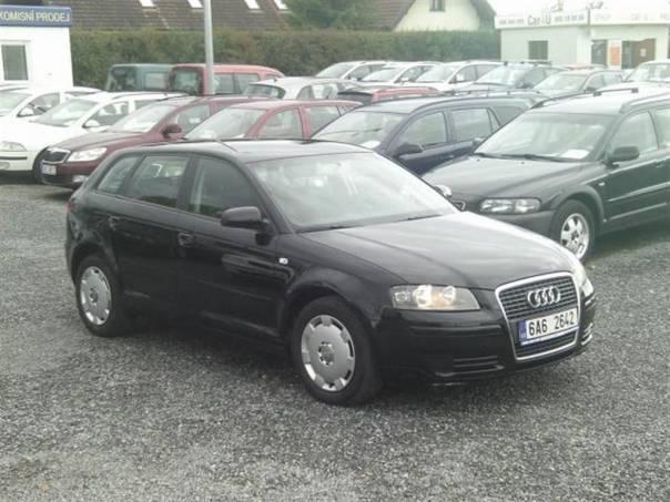 Audi A3 1.6i  1. maj. *výměna možná*, foto 1 Auto – moto , Automobily | spěcháto.cz - bazar, inzerce zdarma