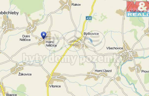 Prodej pozemku, Horní Nětčice, foto 1 Reality, Pozemky | spěcháto.cz - bazar, inzerce