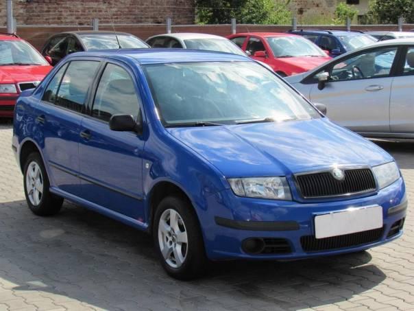 Škoda Fabia  1.2 12V, ČR, alu kola, foto 1 Auto – moto , Automobily | spěcháto.cz - bazar, inzerce zdarma