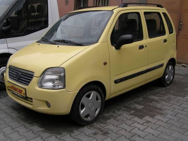 Suzuki Wagon R 1.3i KLIMATIZACE/ABS,posilovač, foto 1 Auto – moto , Automobily | spěcháto.cz - bazar, inzerce zdarma