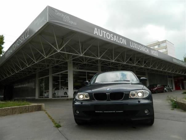 BMW Řada 1 118d VELMI PĚKNÉ,SERV. KNÍŽKA, foto 1 Auto – moto , Automobily | spěcháto.cz - bazar, inzerce zdarma
