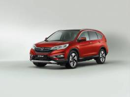 Honda CR-V 1.6 i-DTEC 16V Executive