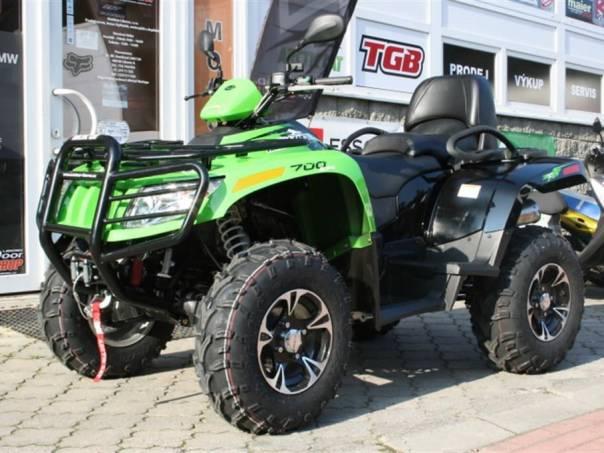 Arctic Cat 700 TRV 700i XT PS, foto 1 Auto – moto , Motocykly a čtyřkolky | spěcháto.cz - bazar, inzerce zdarma