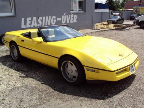 Chevrolet Corvette C4 5.7 V8 Convertible, foto 1 Auto – moto , Automobily | spěcháto.cz - bazar, inzerce zdarma