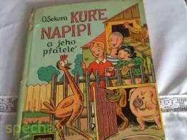 Kuře Napipi a jeho přátelé , Hobby, volný čas, Knihy  | spěcháto.cz - bazar, inzerce zdarma