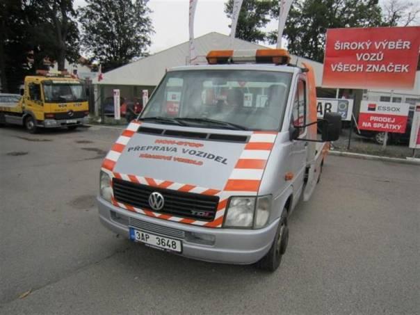 Volkswagen LT odtahový speciál   , foto 1 Užitkové a nákladní vozy, Do 7,5 t | spěcháto.cz - bazar, inzerce zdarma