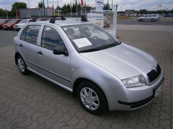 Škoda Fabia 1,4 MPi klima,CZ,serviska, foto 1 Auto – moto , Automobily | spěcháto.cz - bazar, inzerce zdarma