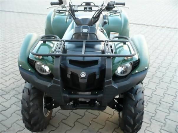 Grizzly 700 EPS  2014, foto 1 Auto – moto , Motocykly a čtyřkolky | spěcháto.cz - bazar, inzerce zdarma