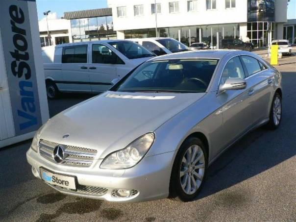 Mercedes-Benz Třída CLS 3,0 CLS 320 CDI ČR 2.majitel, foto 1 Auto – moto , Automobily | spěcháto.cz - bazar, inzerce zdarma