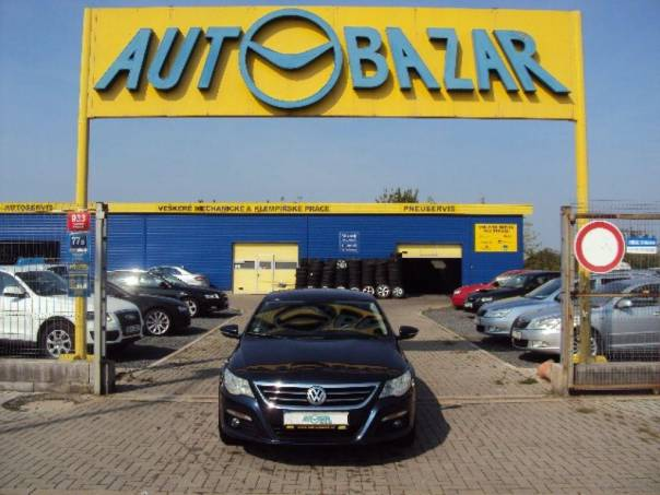 Volkswagen Passat CC 2.0TDI,DSG,4x4,1.MAJ,SERV,CZ, foto 1 Auto – moto , Automobily | spěcháto.cz - bazar, inzerce zdarma