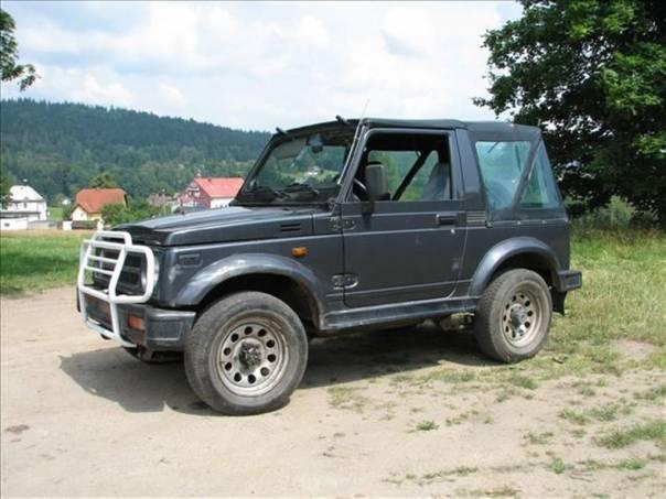Suzuki Samurai 1,3   Cabrio JX CT, foto 1 Auto – moto , Automobily | spěcháto.cz - bazar, inzerce zdarma