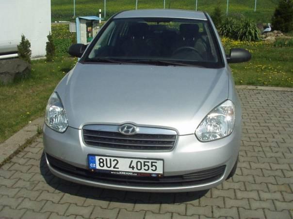 Hyundai Accent 1,4, foto 1 Auto – moto , Automobily | spěcháto.cz - bazar, inzerce zdarma