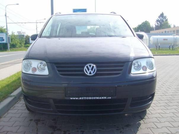 Volkswagen Touran 1.6 FSI, foto 1 Auto – moto , Automobily | spěcháto.cz - bazar, inzerce zdarma