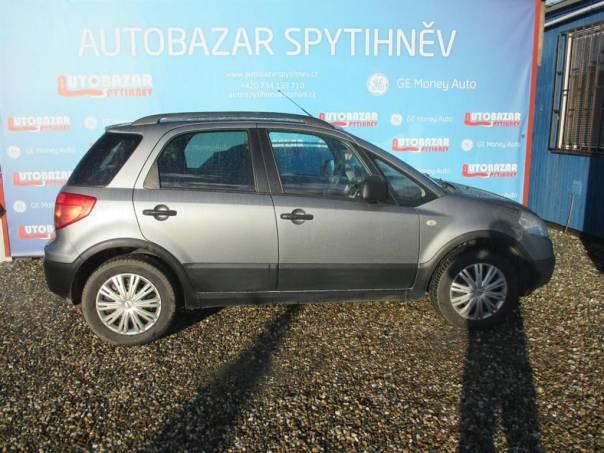 Fiat Sedici 1,6 16V 4x4 klima 79kW, foto 1 Auto – moto , Automobily | spěcháto.cz - bazar, inzerce zdarma