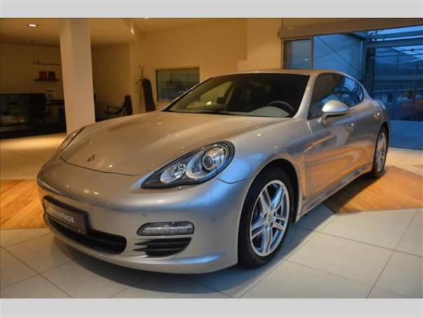 Porsche Panamera 3.6   SKLADEM, foto 1 Auto – moto , Automobily | spěcháto.cz - bazar, inzerce zdarma
