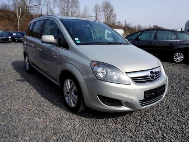 Opel Zafira 1.7 CDTI ALU 2x PDC, foto 1 Auto – moto , Automobily | spěcháto.cz - bazar, inzerce zdarma