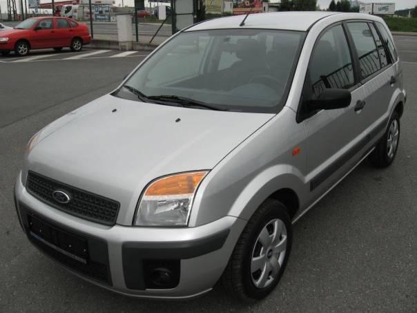 Ford Fusion 1.4i, AUTOMAT, NOVÉ ROZVODY, foto 1 Auto – moto , Automobily | spěcháto.cz - bazar, inzerce zdarma